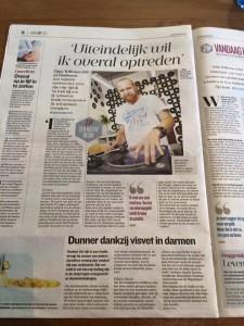 Eindhovens Dagblad 15-09-15