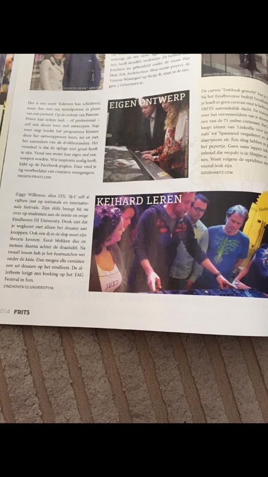 Frits Magazine April 2015